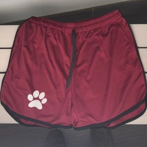 Other - Paw athletic shorts with pockets